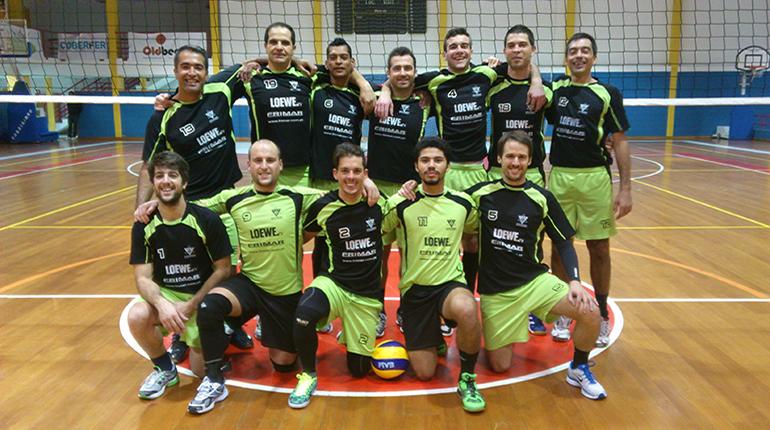 Voleibol: Seniores do Operário amealham pontos